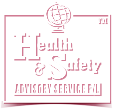 Health & Safety Advisory Service Mobile Retina Logo