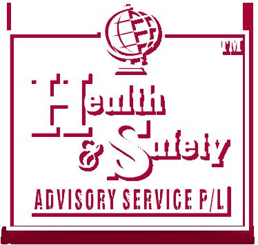 Health & Safety Advisory Service Retina Logo