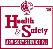 Health & Safety Advisory Service Sticky Logo Retina