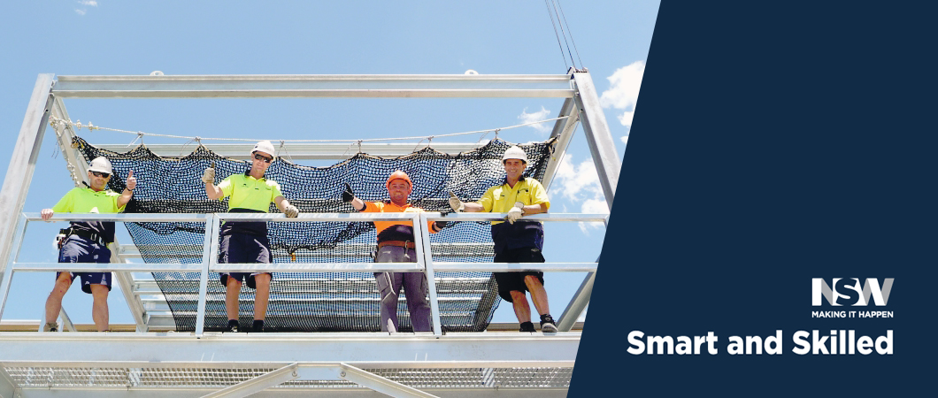 Smart & Skilled Approved Training Provider