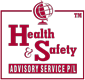 Health & Safety Advisory Service Sticky Logo