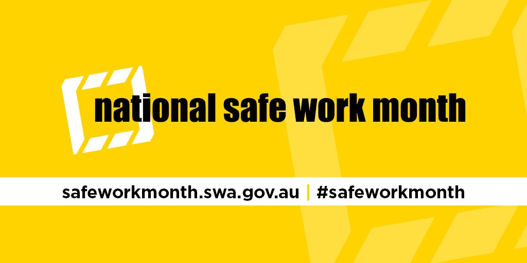 Safe Work Month 2017 Safe Work Australia